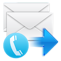 sms N call 2 email icon