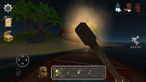 Survival Island: Building Simulator apkmind screenshots 5