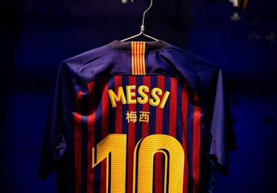 Le FC Barcelone portera un maillot spécial lors du Clasico
