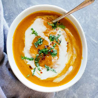 Light Pumpkin Soup Recipes