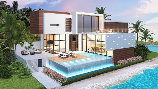 Home Design : Paradise Life screenshots 8