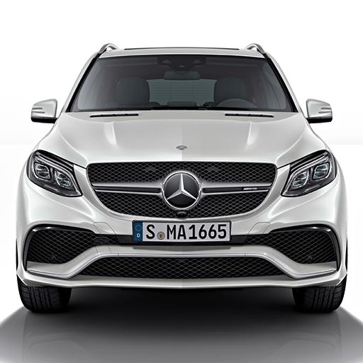 MB 카탈로그 Mercedes-AMG GLE 63 遊戲 App LOGO-硬是要APP