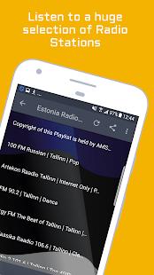 Baltic Radio Music & News - náhled