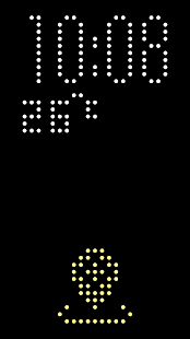 HTC Dot View Screenshot