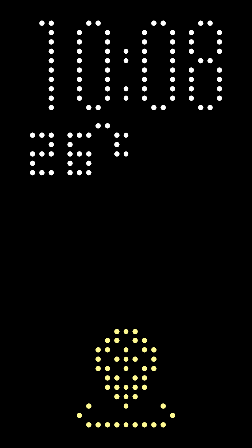 HTC Dot View- screenshot