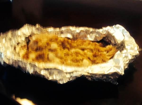 Whole Stuffed Flounder W/ Crabmeat Dressing