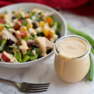 Chipotle Ranch Dressing.