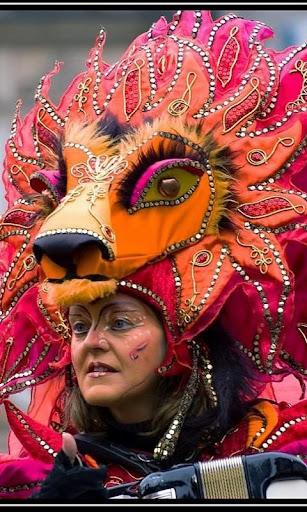 桑巴狂欢节在不来梅壁纸