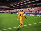De kans is bestaande dat Keylor Navas er niet bij is in de halve finales van de Champions League