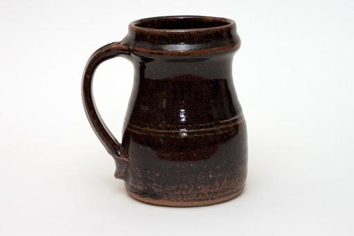 Mike Dodd Large Ceramic Tankard 011