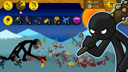 Stick War: Legacy APK Download (Mod Money, Ads Free) for Android 5