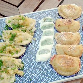 Mushroom and Sauerkraut Pierogi Recipe