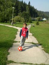 Photo: Ja budem futbalista