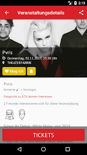 in münchen Eventguide- screenshot thumbnail