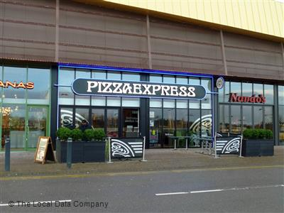 Pizzaexpress On Merlin Road Restaurant Italian In Cribbs