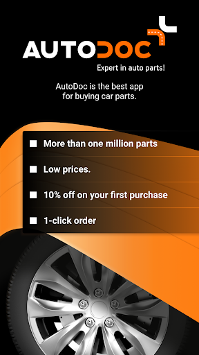 Autodoc — High Quality Auto Parts at Low Prices 1.4.9 screenshots 1