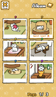 Neko Atsume: Kitty Collector- screenshot thumbnail