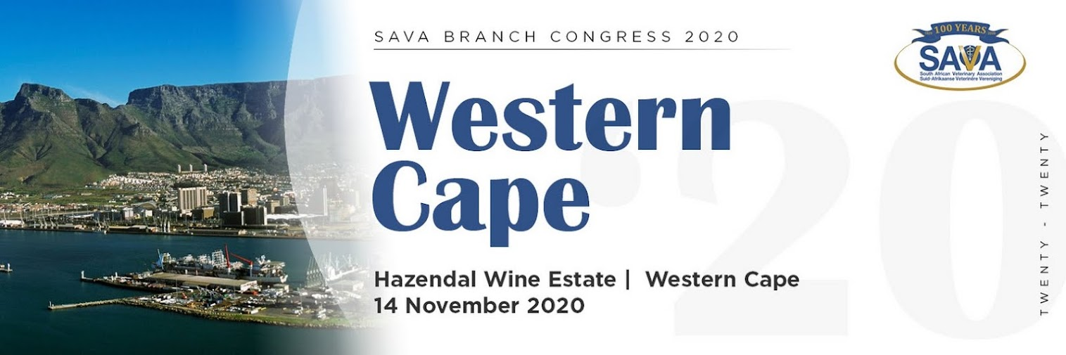 Western Cape Branch of the SAVA Congress 2020