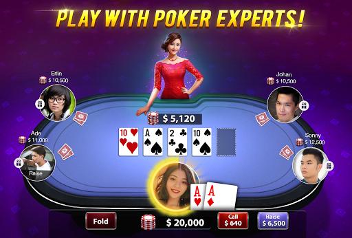 MF Texas Poker - Texas Hold'em 3.20 Mod screenshots 1