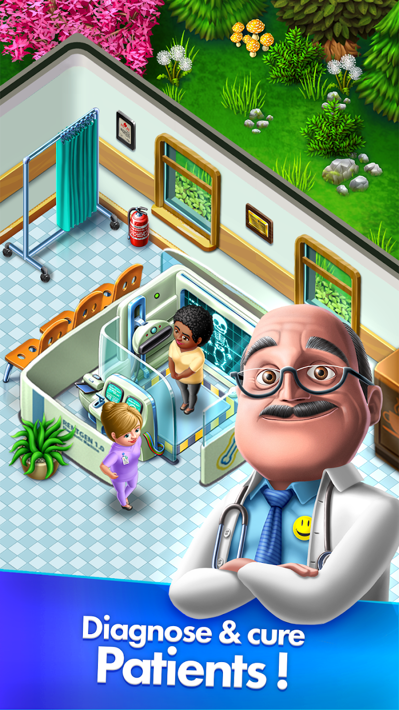 My Hospital: Build. Farm. Heal Screenshot 0