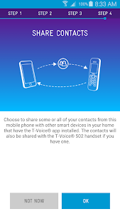 Telstra T-Voice screenshot 7