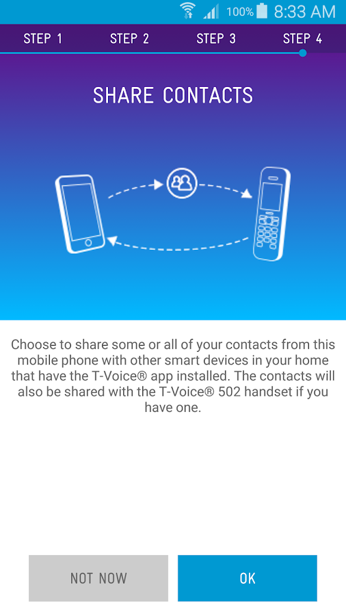Telstra T-Voice- screenshot