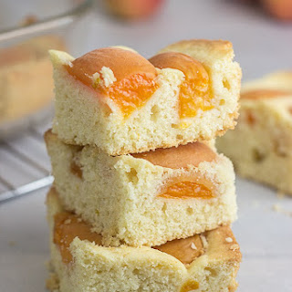 Fresh Apricot Cake Recipes