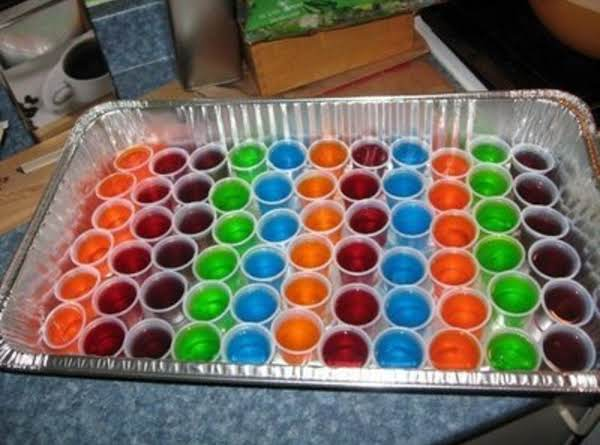 Jell-o Shots Recipe