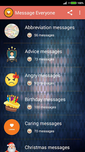 SMS Messages Collection