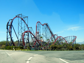 Photo: One of my favorite rides Magic Mountain- Goliath!