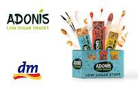 Angebot für Adonis Nuss-Riegel Low-Sugar Probier-Mix-Box im Supermarkt