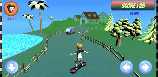 Village Road Rush captures d'écran