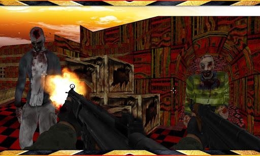 Scary Death Shooter  screenshots 3
