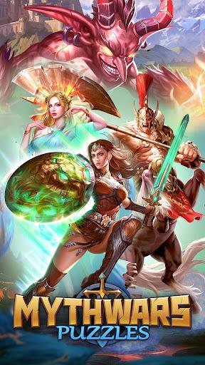 MythWars & Puzzles: RPG Match 3 screenshots 9