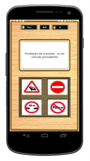Traffic Signs: Road signs and meanings  screenshots 7