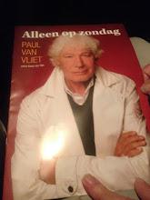 Photo: 11 december 2016: Paul van Vliet in de Koninklijke Schouwburg Den Haag