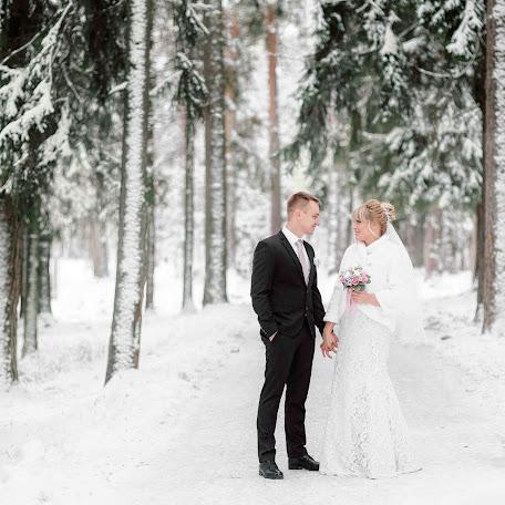 Wedding photographer Olga Tryapicyna (tryolga). Photo of 09.01.2018