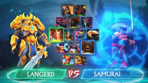 Legends Magic: Juggernaut Wars - raid RPG games filehippodl screenshot 7