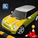 Impossible Car Parking Simulator icon