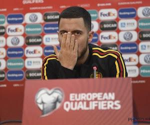 Le passé d'Eden Hazard resurgit et suscite la polémique en Espagne