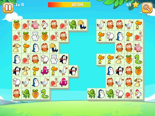 Kawaii Onet - Free Connect Animals 2020 apktram screenshots 7