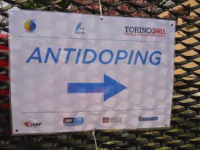 Photo: Dopingcontrole... de zondaars moeten eruit :-)
