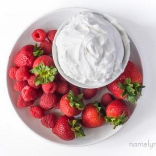 Vegan Coconut Whipped Cream