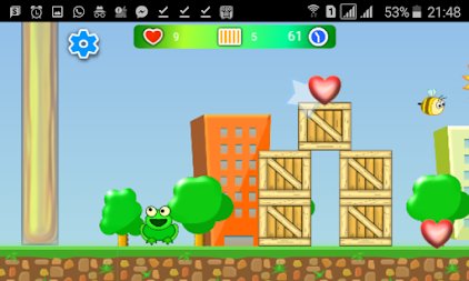 FrogLove Game APK screenshot thumbnail 5