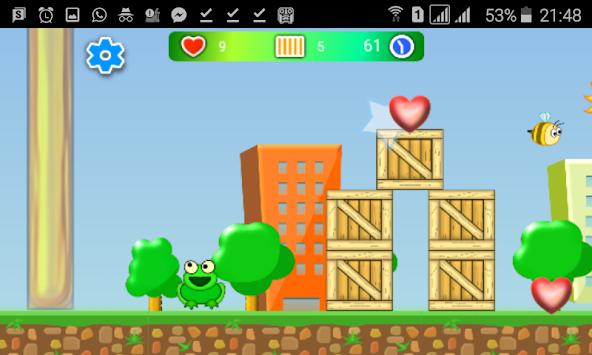 FrogLove Game APK screenshot thumbnail 5