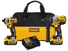 DeWalt Tools and Accessories
