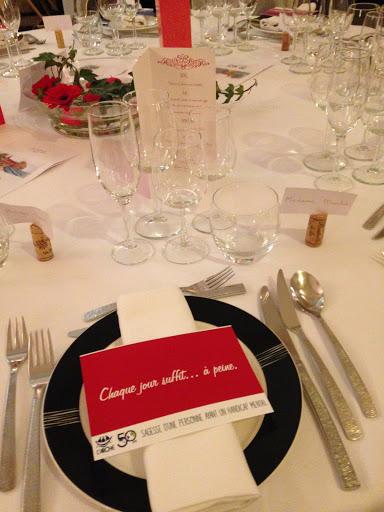 Gala de charité et vente aux enchères au profit de L'Arche à Dijon