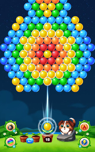 Bubble Shooter Balls apktram screenshots 4