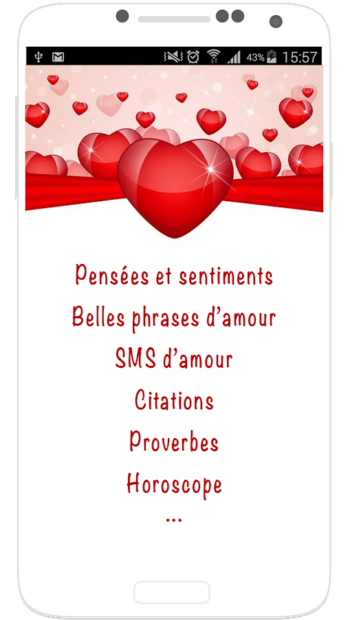 Messages Damour Et Séduction Android Apps On Google Play