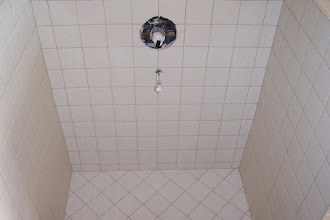 Photo: shower surround